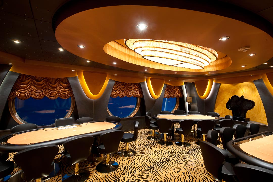 Magnifica Poker Room